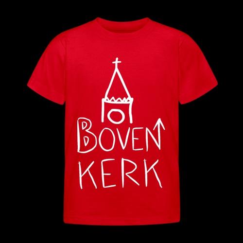 Bovenkerk wit - Kinderen T-shirt