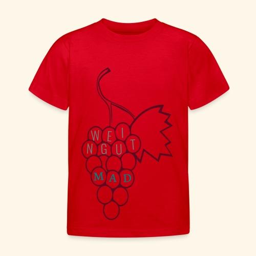 Traube - Kinder T-Shirt