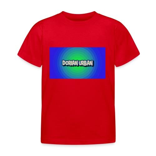 Dorian Urban Shop!! - Kinder T-Shirt
