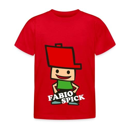 Fabio Spick - Kinder T-Shirt