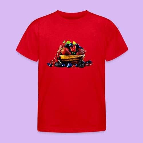 frutti di bosco - Maglietta per bambini