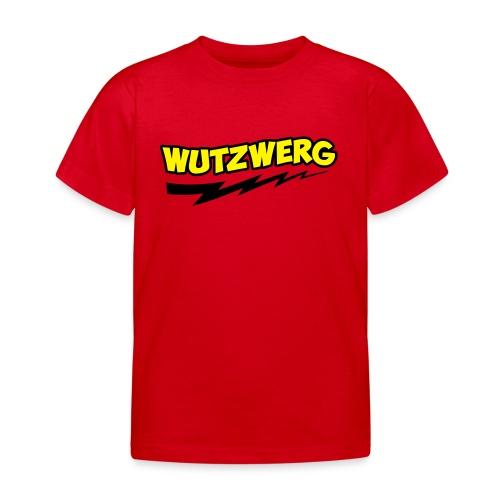 Wutzwerg - Kinder T-Shirt