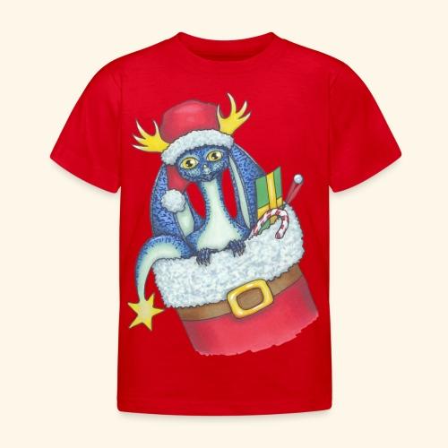 Juldrake - T-shirt barn