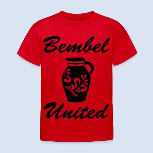Bembel United Hessen - Kinder T-Shirt