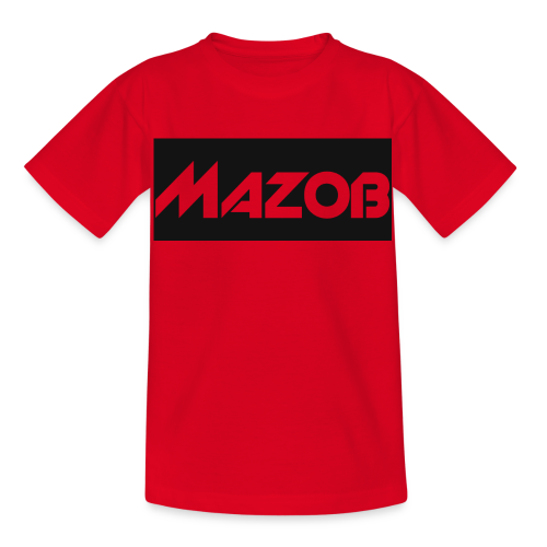 Mazob_Shirt_Design - Kids' T-Shirt