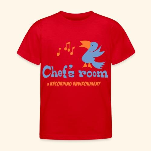 chefs room - Lasten t-paita