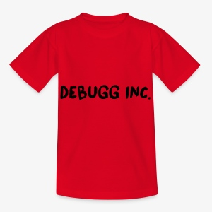 Debugg INC. Brush Edition - Kids' T-Shirt