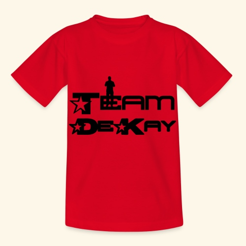 Team_Tim - Kids' T-Shirt