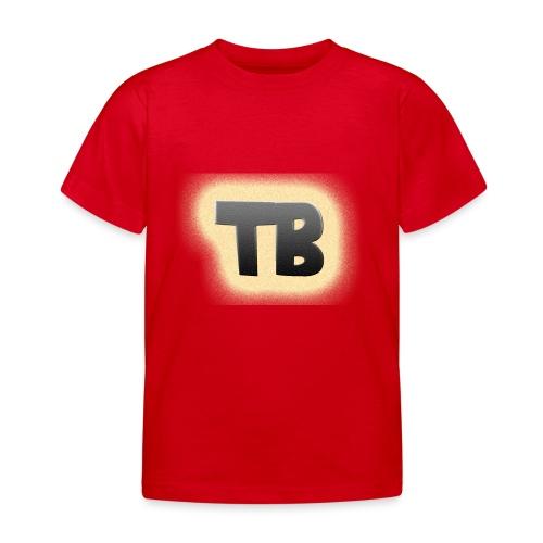 thibaut bruyneel kledij - Kinderen T-shirt