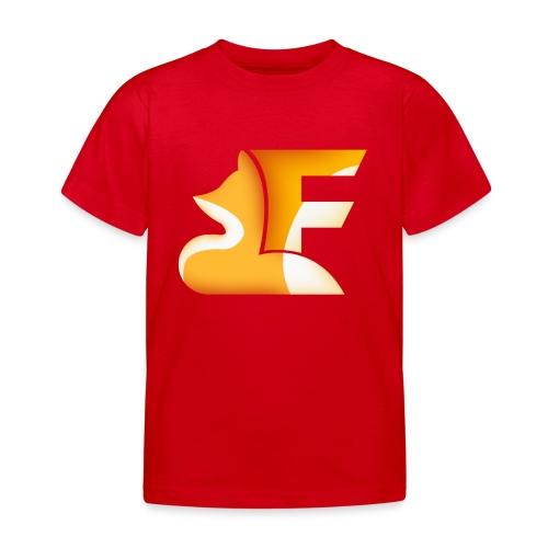 FoxChannel LOGO - Maglietta per bambini