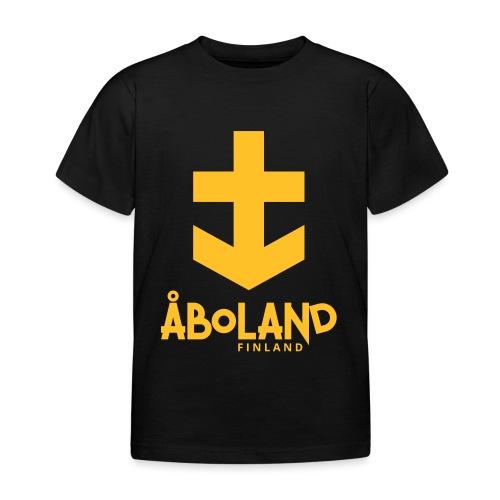 Ankare: Åboland - Lasten t-paita