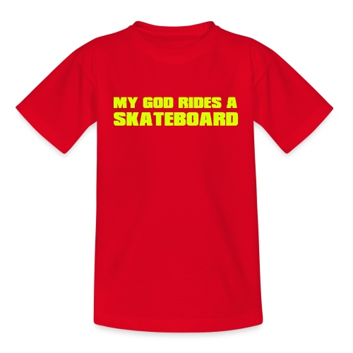 skateboard - T-shirt Enfant