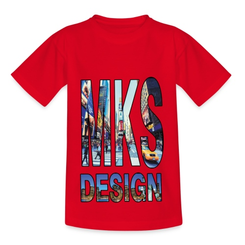 MERKOS modelo 3 - Camiseta niño