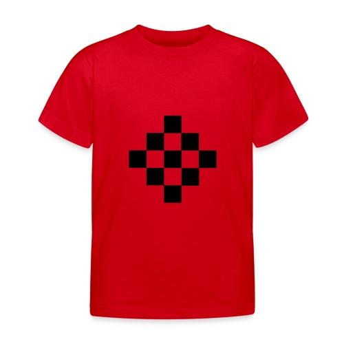 quadrillage - T-shirt Enfant