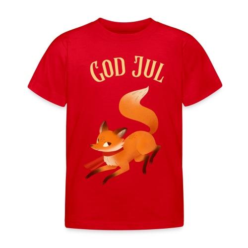 God jul - T-skjorte for barn