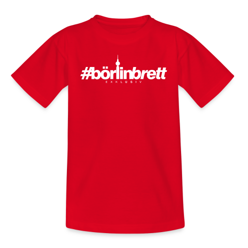 börlinbrett - Kinder T-Shirt