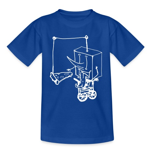 dude food - Kids' T-Shirt