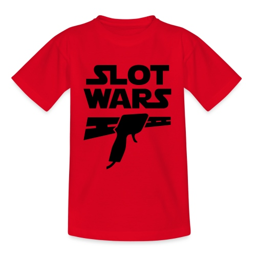 Slot Wars - Kinder T-Shirt
