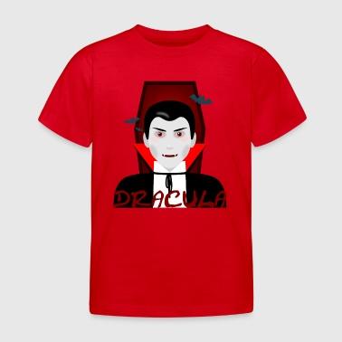 Dracula - Kids' T-Shirt