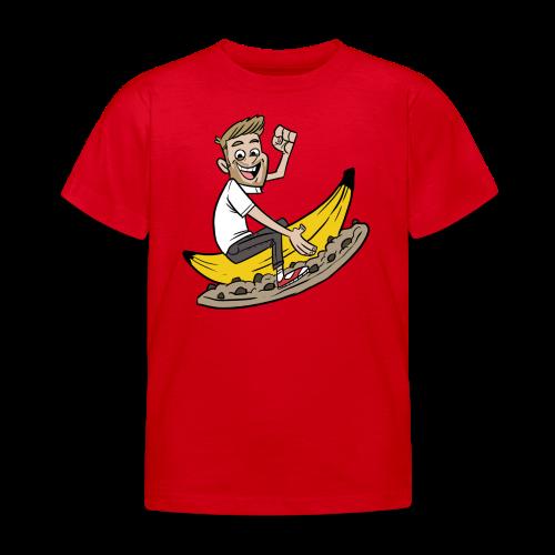 Matinbum På Banankaka - T-shirt barn