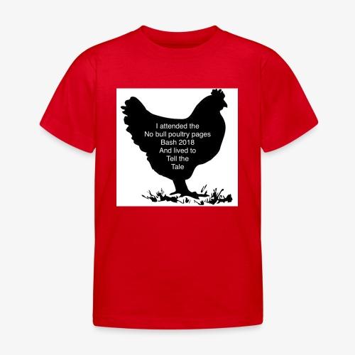 2DE2ADD8 8397 41E2 B462 85931C4D203C - Kids' T-Shirt