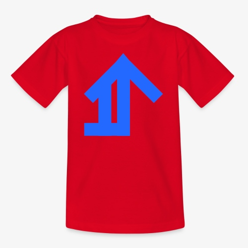 Blue Classic Design - Kids' T-Shirt
