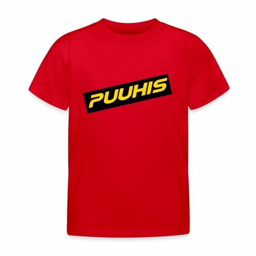Puuhis verkkokauppa - Lasten t-paita