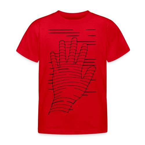 Eigene Hand - Kinder T-Shirt