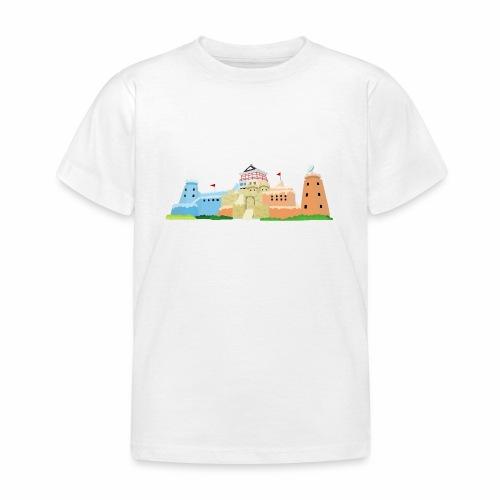 Castle - Kids' T-Shirt