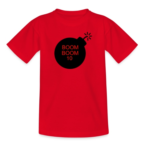 BOOMBOOM10 - Kids' T-Shirt