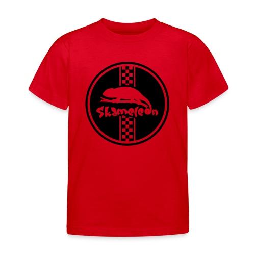 skameleon Logo - Kinder T-Shirt