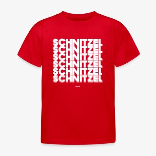 SCHNITZEL #02 - Kinder T-Shirt