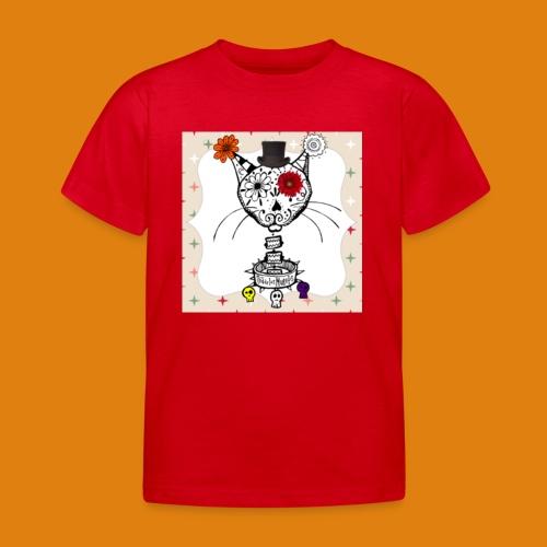 cat color - Kids' T-Shirt