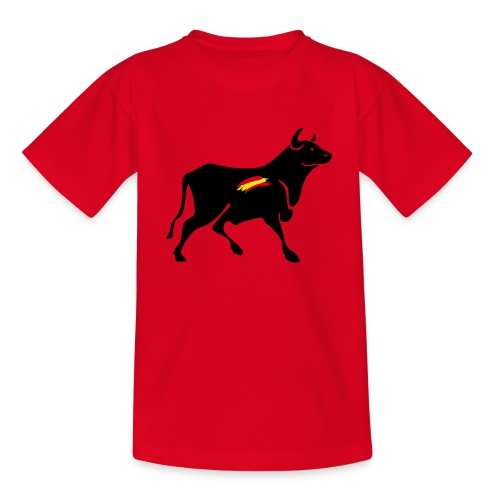 toro español - Camiseta niño