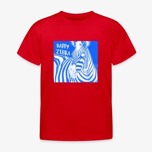 happy zebra - T-shirt Enfant