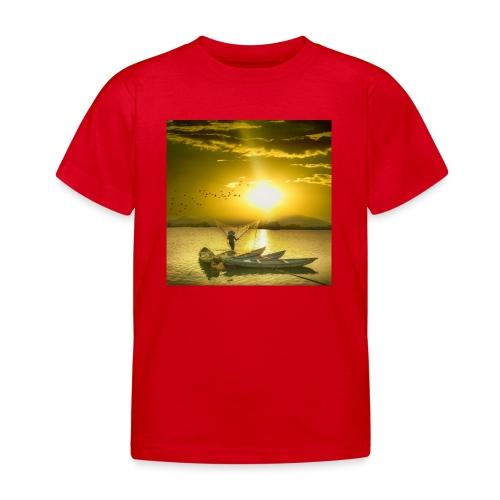 Tramonto - Maglietta per bambini