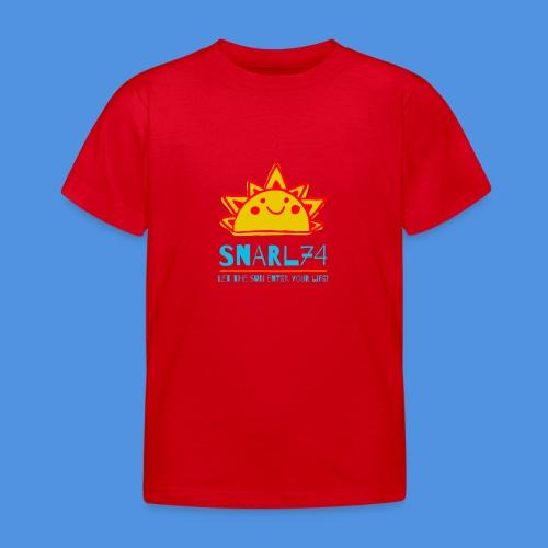 Sun - Maglietta per bambini