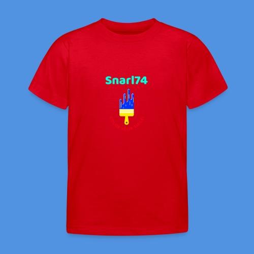 Paint - Maglietta per bambini