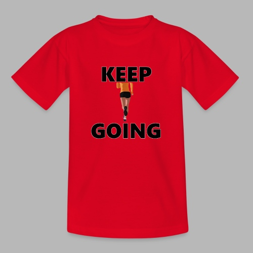 Keep going - Kinder T-Shirt
