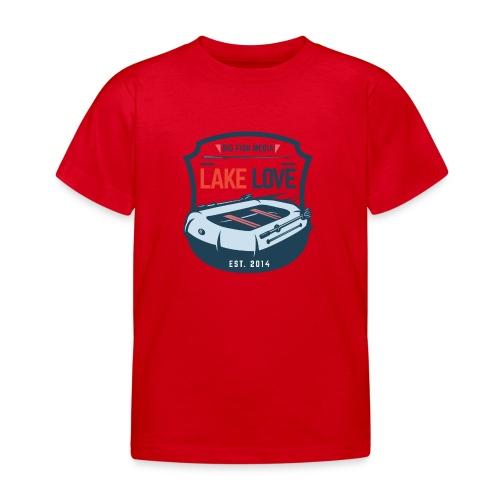 BFM Lake Love - Kinder T-Shirt