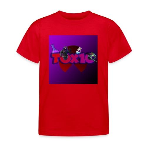 toxic paita - Lasten t-paita