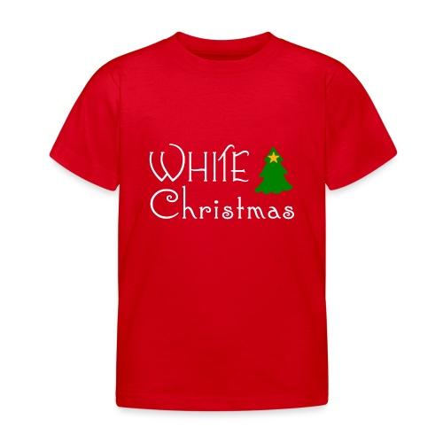 White Christmas - Kids' T-Shirt