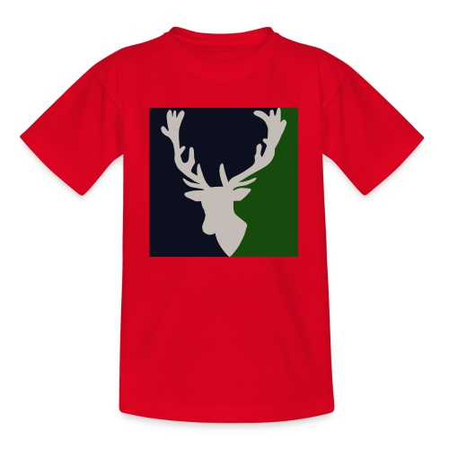 Hirch B FORST - Kinder T-Shirt