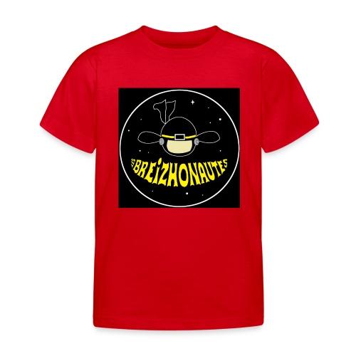 Logo Les Breizhonautes - T-shirt Enfant