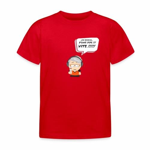 Le Vieux Bourré - T-shirt Enfant