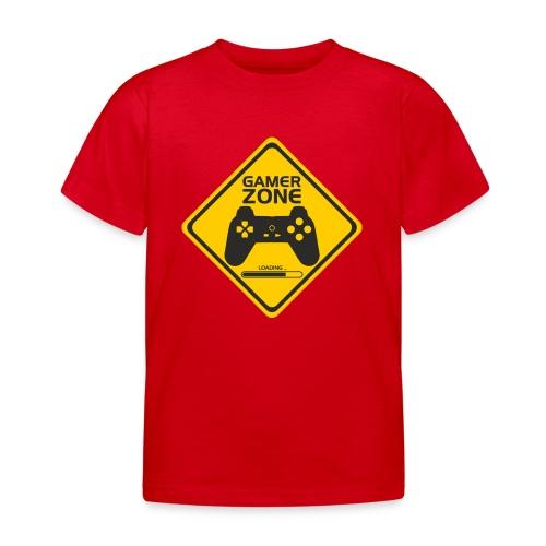 Gamer ZONE - T-shirt Enfant