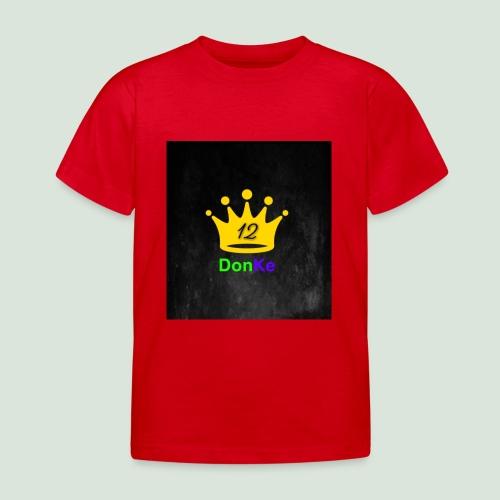 DonKe 12er Fashion - Kinder T-Shirt