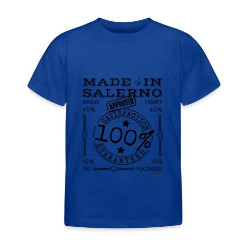 1,02 Made In Salerno - Maglietta per bambini