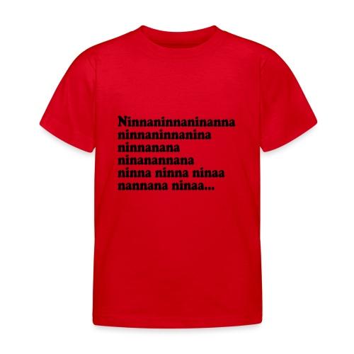 BOKTIPSET - T-shirt barn