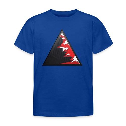 Climb high as a mountains to achieve high - Kids' T-Shirt